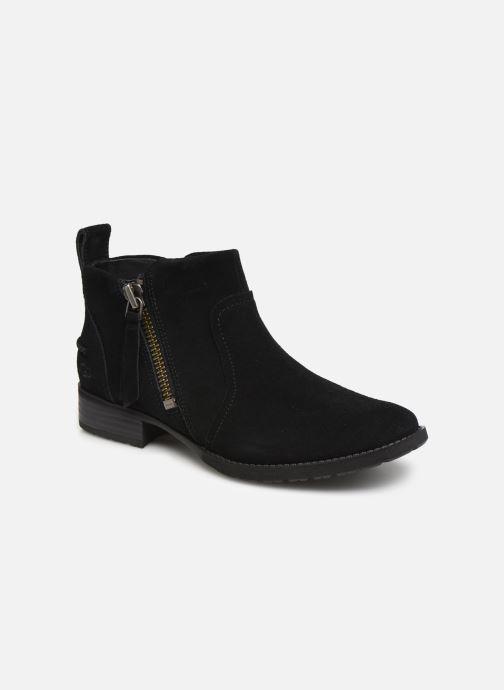 Botines  UGG W Aureo Boot Negro vista de detalle / par