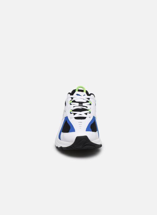 Baskets Puma Cell Speed Blanc vue portées chaussures
