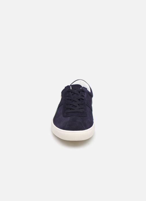 Baskets Puma Puma Crack Heritage Bleu vue portées chaussures