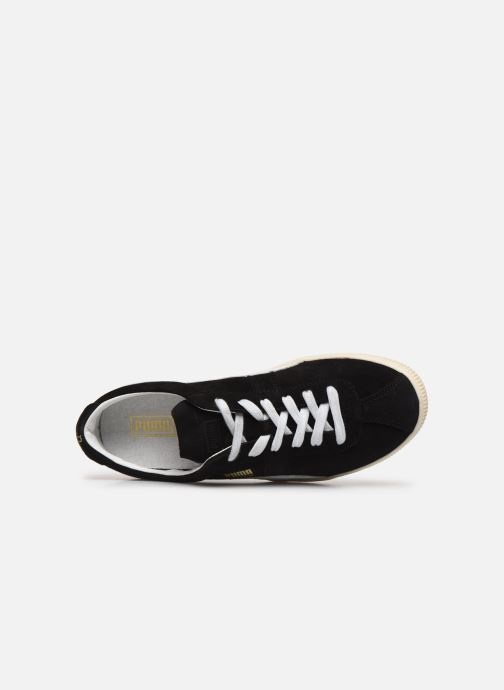 Trainers Puma SLCT Puma Crack Heritage Black view from the left