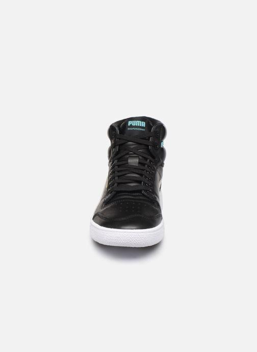Baskets Puma SLCT Ralph S Mid Noir vue portées chaussures