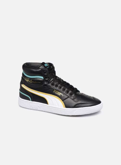 Trainers Puma SLCT Ralph S Mid Black detailed view/ Pair view