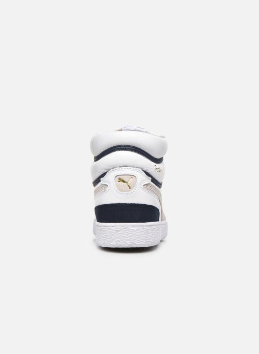 Sneakers Puma SLCT Ralph S Mid Hvid Se fra højre