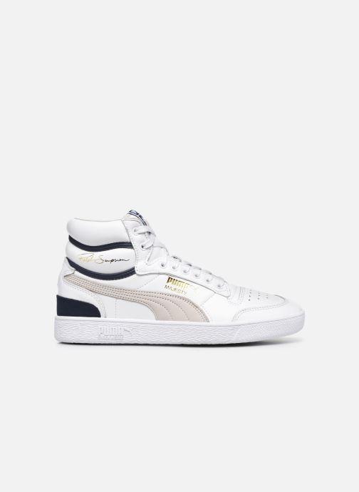 Sneakers Puma SLCT Ralph S Mid Hvid se bagfra