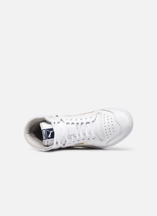 Sneakers Puma SLCT Ralph S Mid Hvid se fra venstre