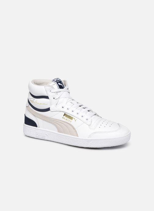 Sneakers Puma SLCT Ralph S Mid Hvid detaljeret billede af skoene