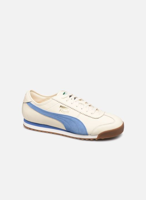 Trainers Puma SLCT Roma '68 White detailed view/ Pair view