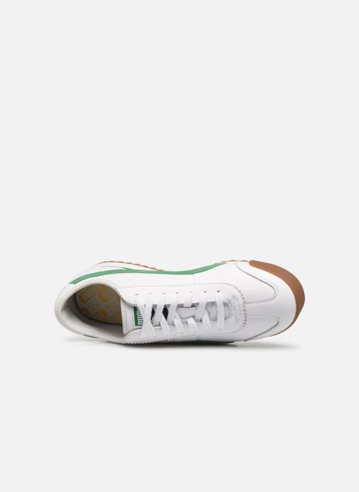 Trainers Puma SLCT Roma '69 White view from the left