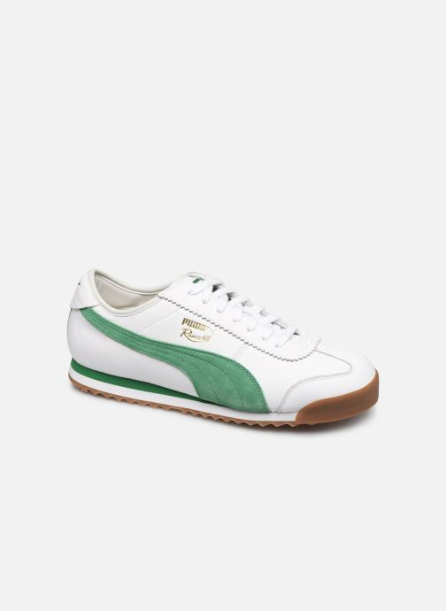 Trainers Puma SLCT Roma '69 White detailed view/ Pair view