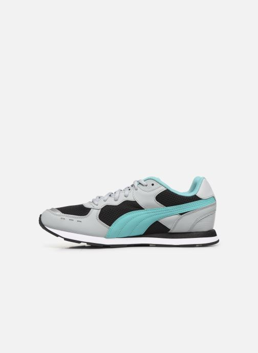 Baskets Puma Vista Lux Gris vue face
