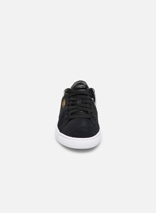 Baskets Puma WN Basket Remix Noir vue portées chaussures