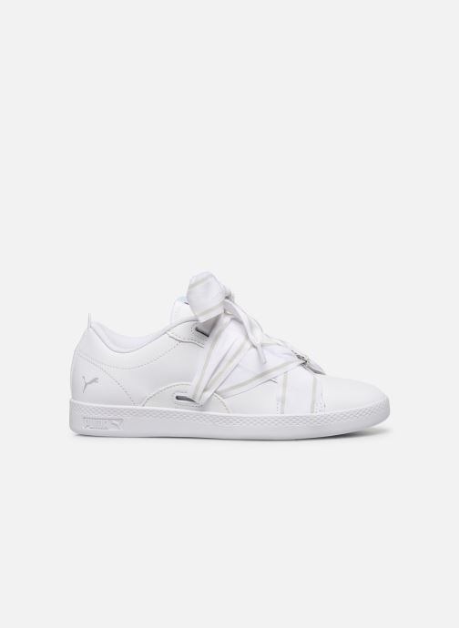 Baskets Puma WNS Smash Buckle Core Blanc vue derrière