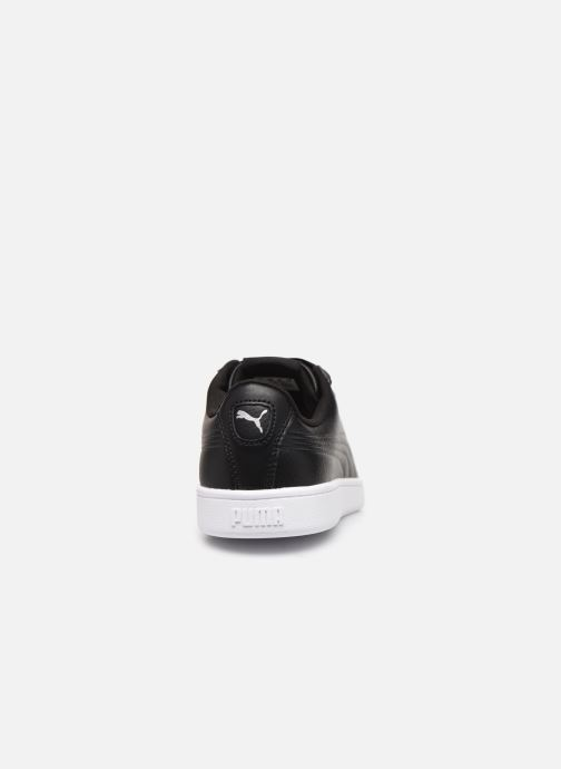 Trainers Puma JR Vikky Ribbon SL Black view from the right