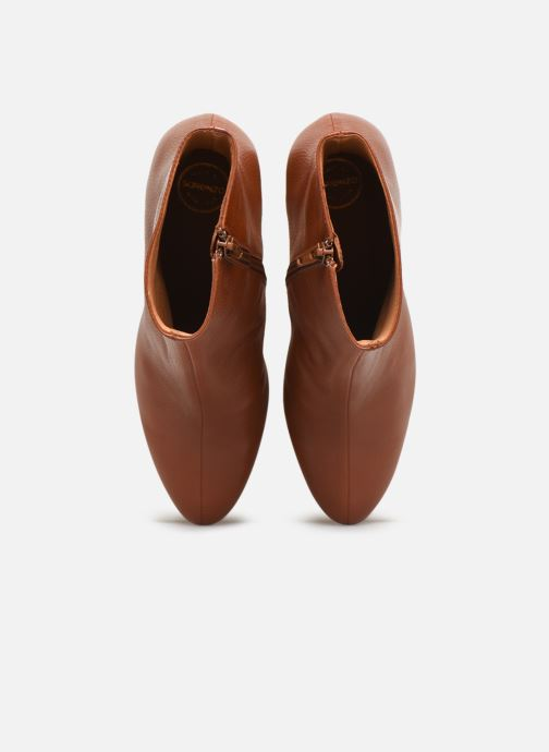 Bottines et boots Made by SARENZA South Village Boots #1 Marron vue portées chaussures