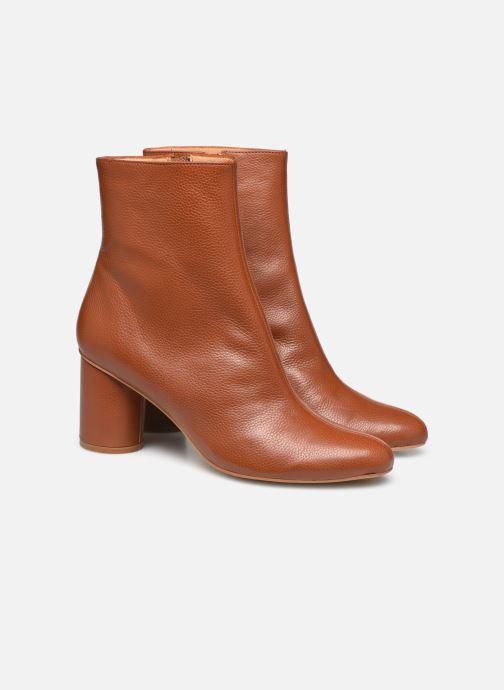 Bottines et boots Made by SARENZA South Village Boots #1 Marron vue derrière