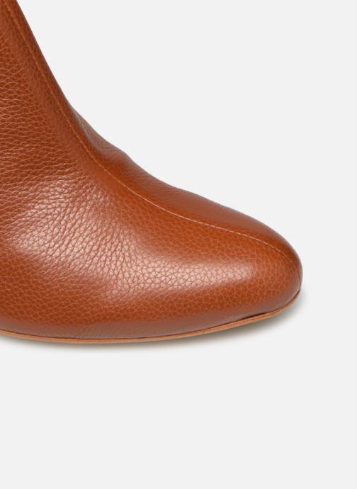 Bottines et boots Made by SARENZA South Village Boots #1 Marron vue gauche