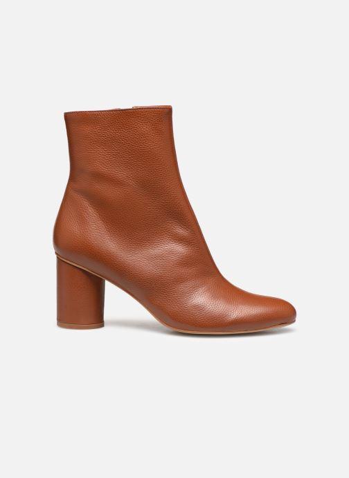 Bottines et boots Made by SARENZA South Village Boots #1 Marron vue détail/paire