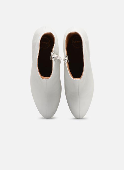 Bottines et boots Made by SARENZA South Village Boots #1 Blanc vue portées chaussures