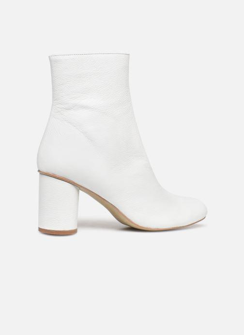 Bottines et boots Made by SARENZA South Village Boots #1 Blanc vue face