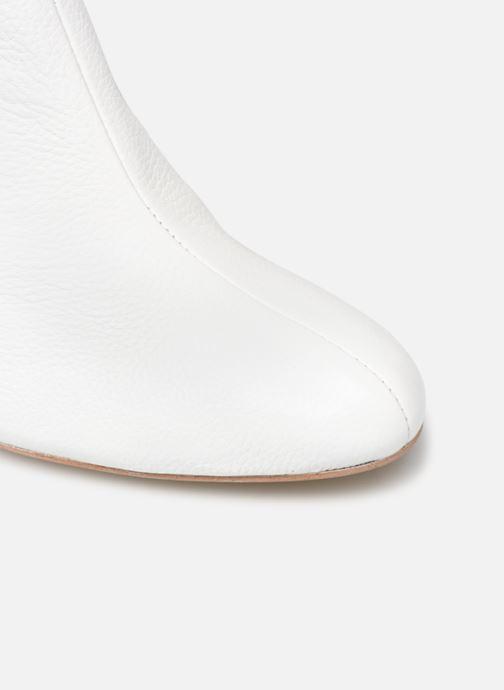 Bottines et boots Made by SARENZA South Village Boots #1 Blanc vue gauche