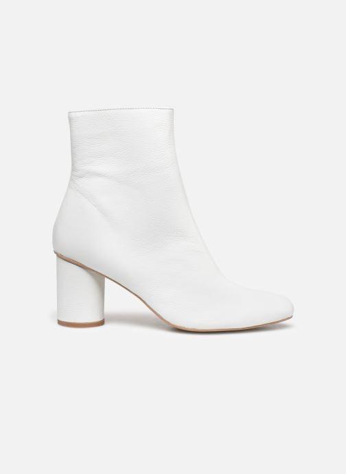 Bottines et boots Made by SARENZA South Village Boots #1 Blanc vue détail/paire