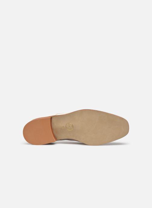 Chaussures à lacets Made by SARENZA Summer Folk Souliers #2 Beige vue haut