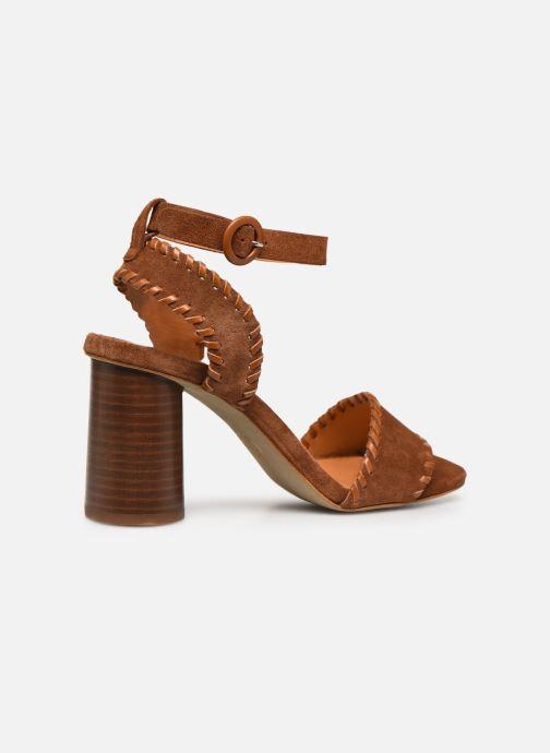 Sandali e scarpe aperte Made by SARENZA South Village Sandales à Talons #2 Marrone immagine frontale