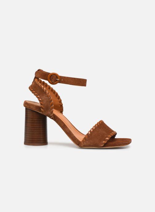 Sandali e scarpe aperte Made by SARENZA South Village Sandales à Talons #2 Marrone vedi dettaglio/paio