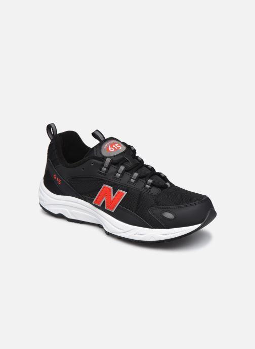 Sneaker New Balance ML615 D schwarz detaillierte ansicht/modell