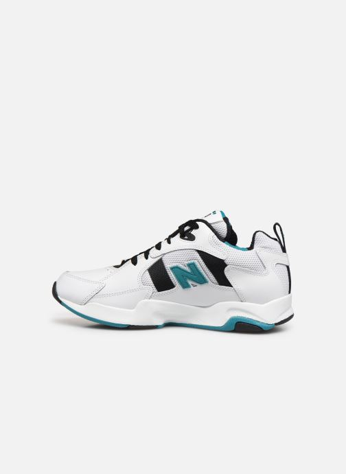 Sneakers New Balance ML650 D Bianco immagine frontale