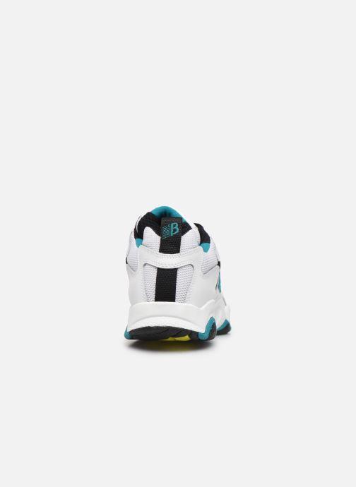 Sneakers New Balance ML650 D Bianco immagine destra