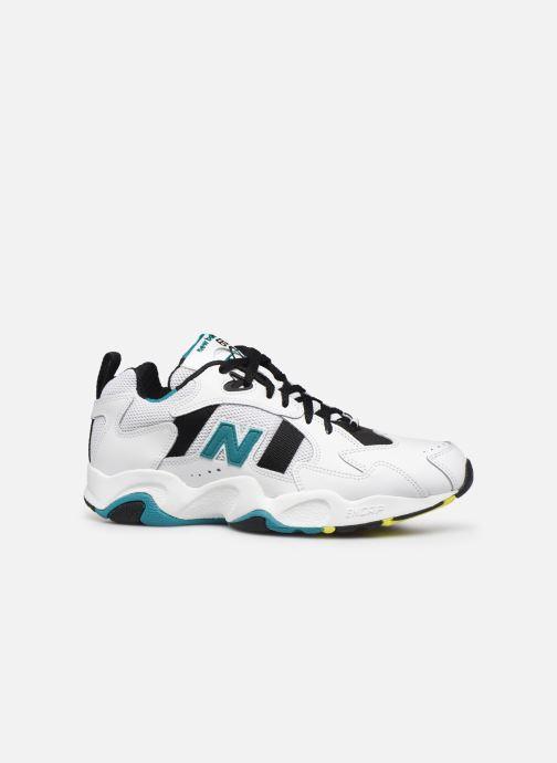 Sneakers New Balance ML650 D Bianco immagine posteriore