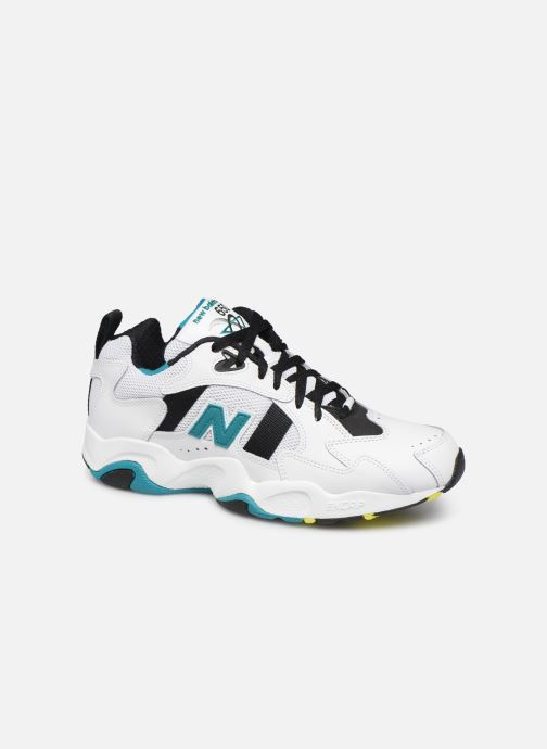 Sneakers New Balance ML650 D Bianco vedi dettaglio/paio