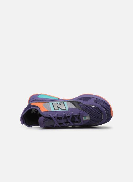 Baskets New Balance MSXRC D Violet vue gauche