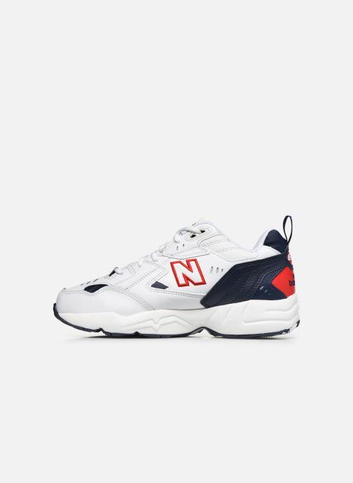 Sneaker New Balance MX608 D SMU weiß ansicht von vorne