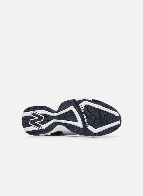 Sneaker New Balance MX608 D SMU weiß ansicht von oben
