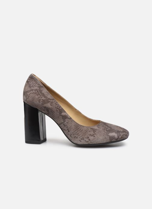 Zapatos de tacón Geox D Audalies High A D723XA Gris vistra trasera