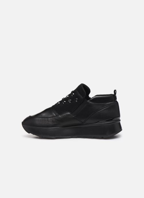 Sneakers Geox D Gendry A D745TA Nero immagine frontale