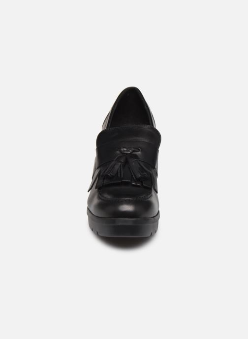 Loafers Geox D Abrienne D D747ED Black model view
