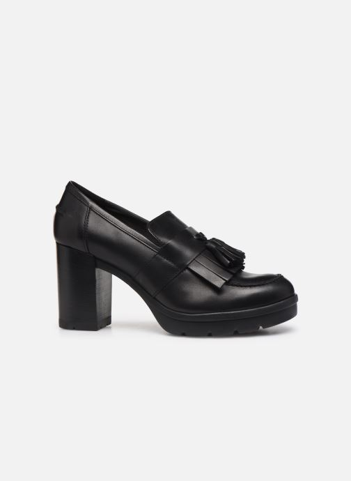 Loafers Geox D Abrienne D D747ED Black back view