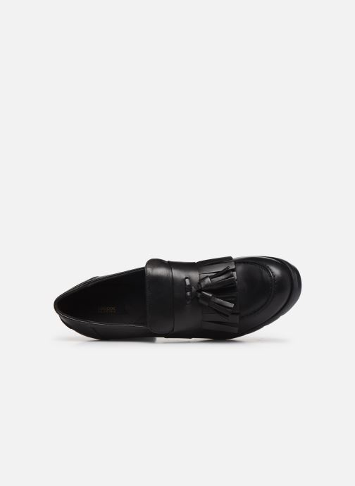 Loafers Geox D Abrienne D D747ED Black view from the left