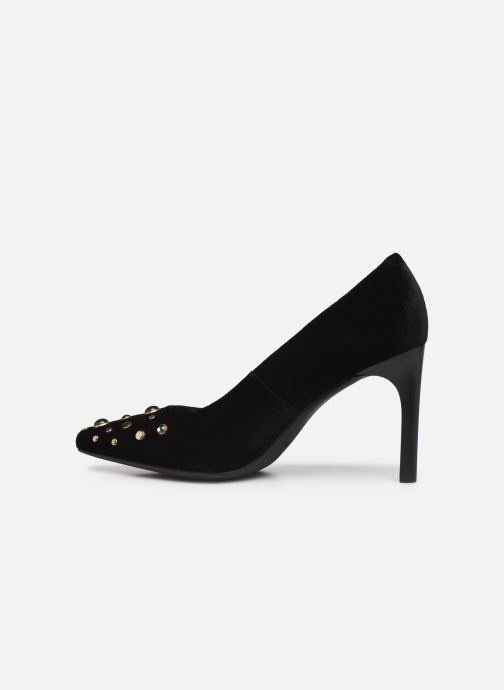 Zapatos de tacón Geox D Faviola A D748UA Negro vista de frente