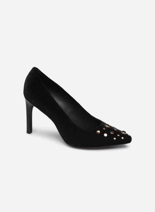Zapatos de tacón Geox D Faviola A D748UA Negro vista de detalle / par