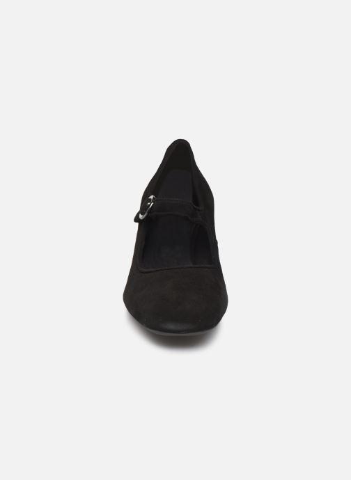Escarpins Geox D Seyla B D848VB Noir vue portées chaussures