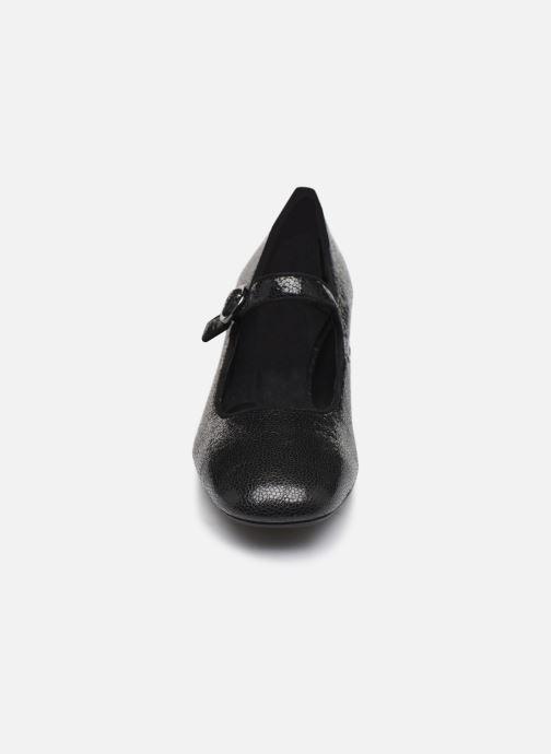 Zapatos de tacón Geox D Seyla B D848VB Negro vista del modelo
