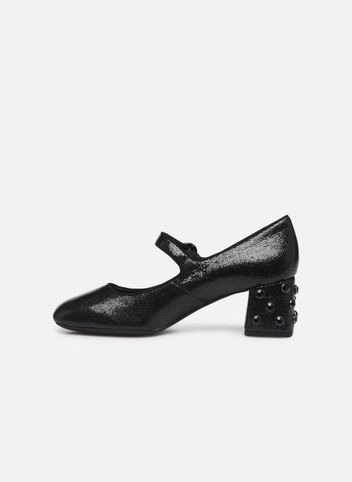 Zapatos de tacón Geox D Seyla B D848VB Negro vista de frente