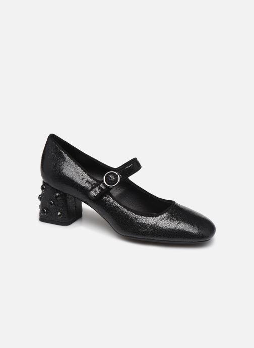 Zapatos de tacón Geox D Seyla B D848VB Negro vista de detalle / par