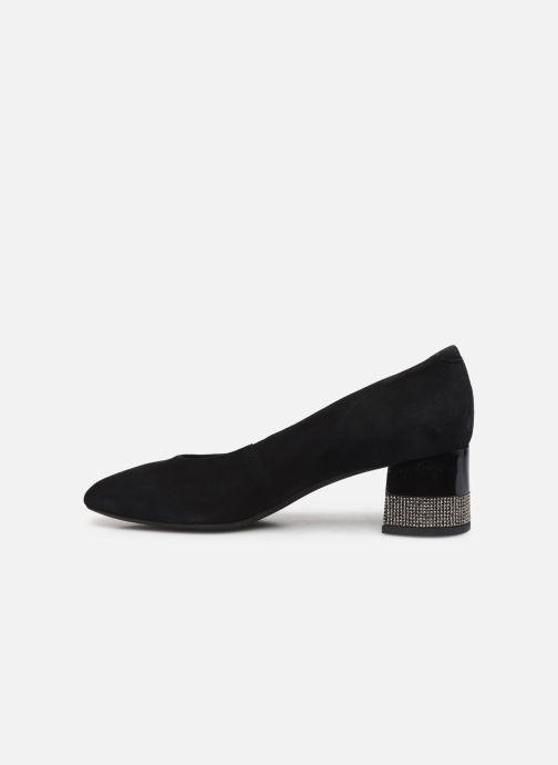 Zapatos de tacón Geox D Chloo High A D849YA Negro vista de frente