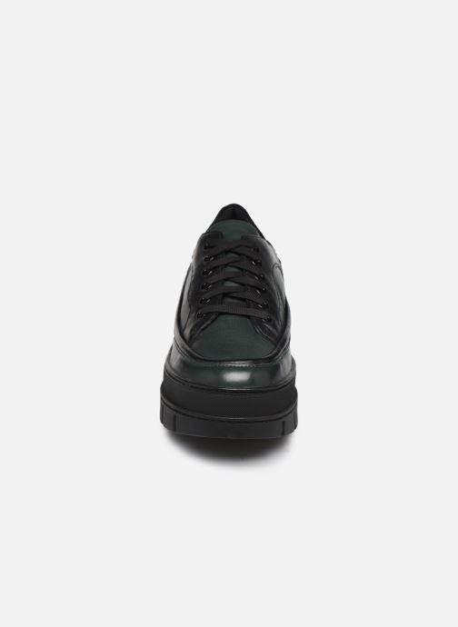 Baskets Geox D Roose C D84BNC Vert vue portées chaussures