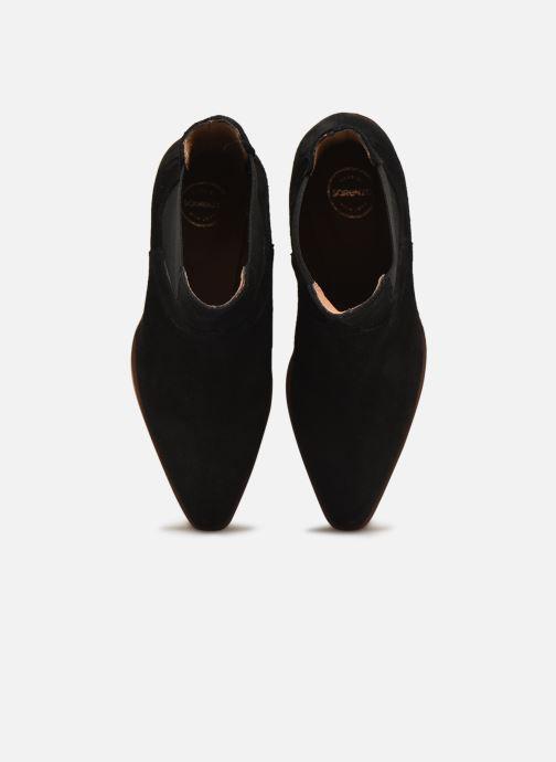 Bottines et boots Made by SARENZA Summer Folk Boots #1 Noir vue portées chaussures